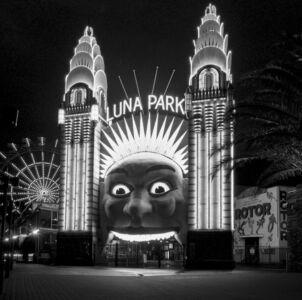 Luna Park, pre-dawn