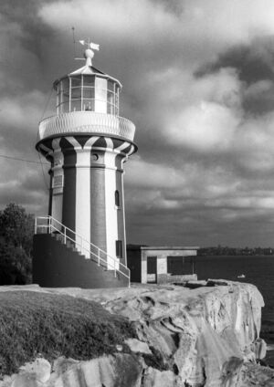 Hornby Lighthouse, South Head