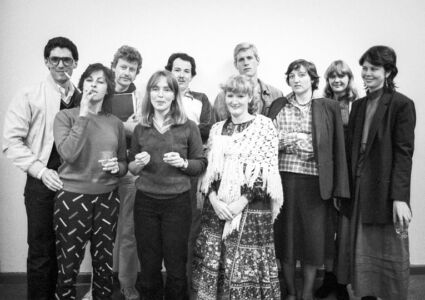 Photo 1 at ACP, 1983, class photo