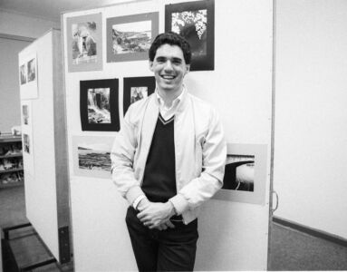 Photo 1 at ACP 1983 end of class exhibition