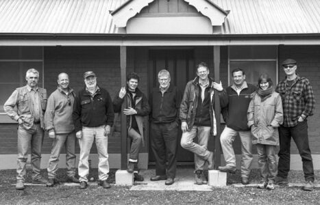 Landscape Workshop, Black Mountain, 2004