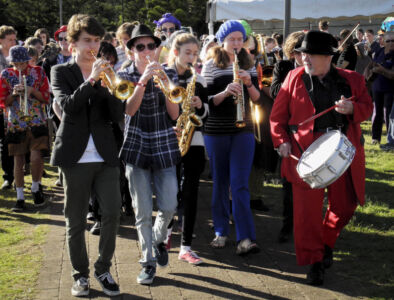 Big Band Blast Parade, with John Morrison