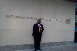 A brief Stop-Over at the IMF and World Bank