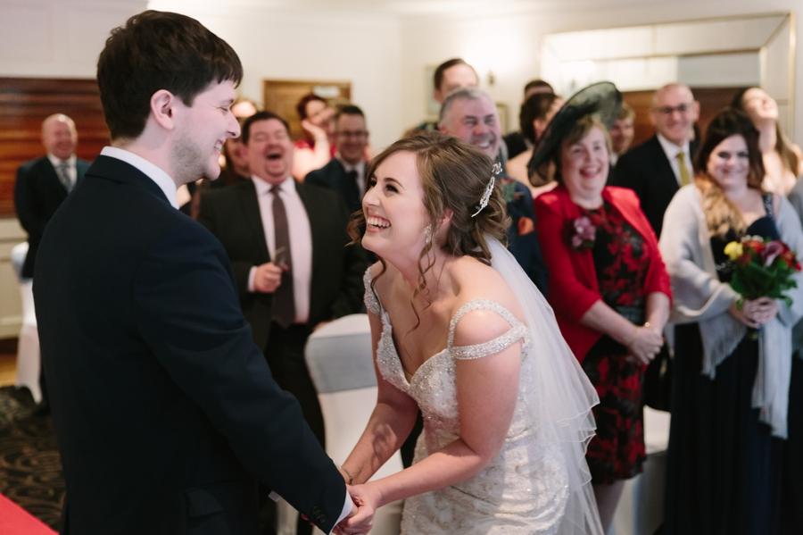 Seiont manor wedding