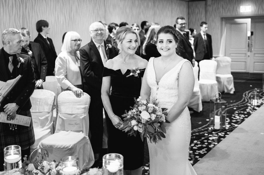 Grosvenor Pulford lesbian wedding