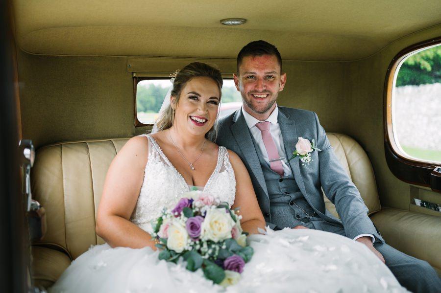 Wedding in Bodnant