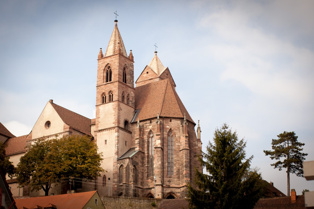 St. Stephansmünster, Breisach Germany