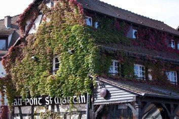 Strasbourg France restaurant