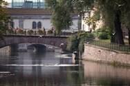 Strasbourg France bridge