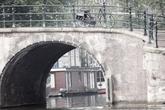 bridge in Amserdam