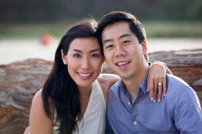 Engagement photos at Natural Bridges (3 of 10)