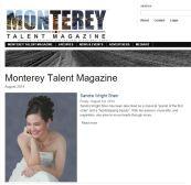 Monterey Talent Magazine