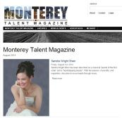 Monterey Talent Magazine