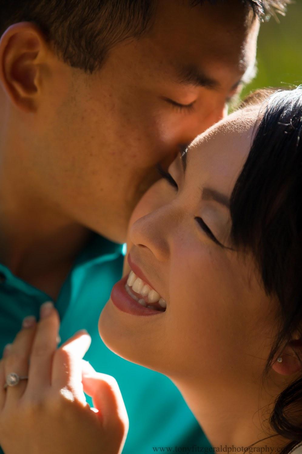 Engagement photos in Santa Cruz (1 of 11)