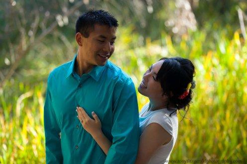Engagement photos in Santa Cruz (2 of 11)