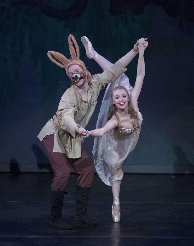 A Midsummer Night's Dream, The Portland Ballet
