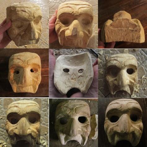 mask process