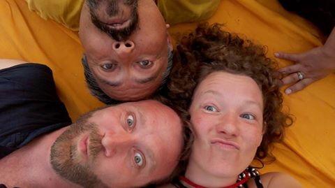Andrés, Barbera, e io