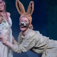 """A Midsummers Night Dream"",The Portland Ballet"