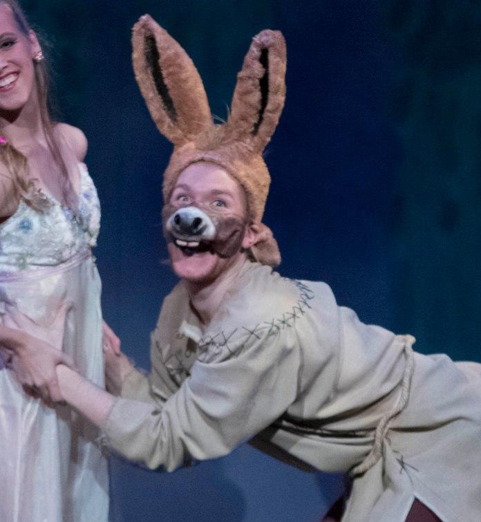 """""""A Midsummers Night Dream"""",The Portland Ballet"""