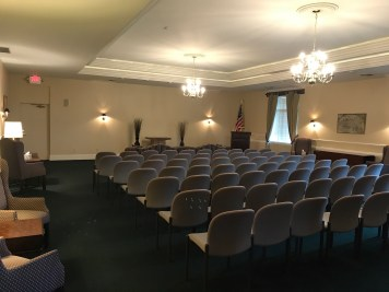 mortuary funeral home in Rockford