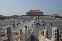 The Forbidden City was so unbelievably vast, it still makes my legs hurt just thinking about it.