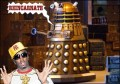 The infamous Dalek picture from the Sun Newspaper