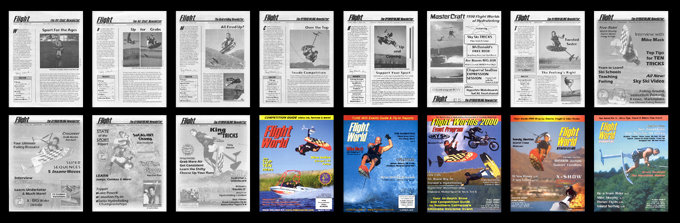 Flight Hydrofoiling Cover Collage TK