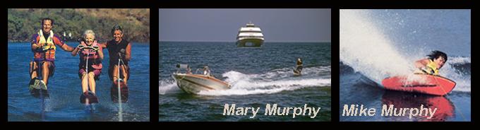 Klarich Murphy Water Ski Family