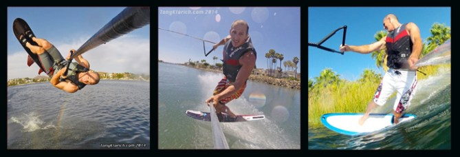 Klarich Equipment Water Skiing Hydrofoil Freeride Wakesurfer