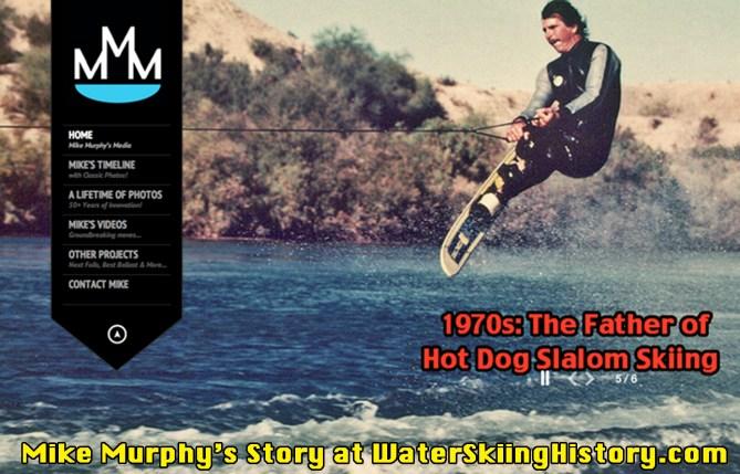 SLalom Mike WaterSkiingHistory.com