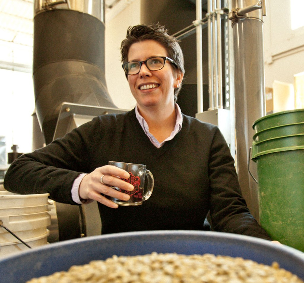Lee Wallace, Peace Coffee, Fair Trade for Smallholder Farmers