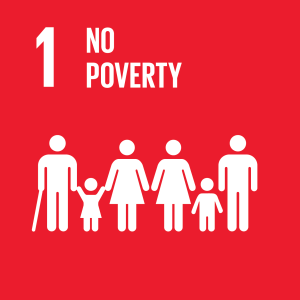 No Poverty, Sustainable Development Goal 1
