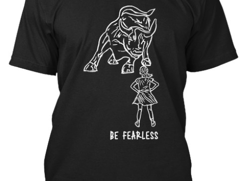 Fearless Girl T-Shirt