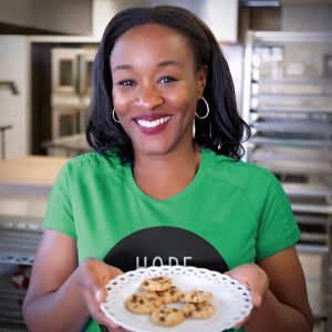 Hope, Cookies, and the End of Relationship Violence, with Junita Flowers, Junita's Jar