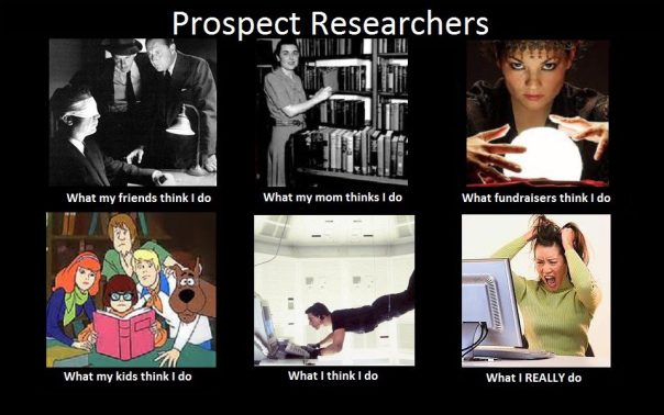 Prospect Research meme