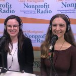 Sara Kerrigan of ActBlue and Carrie Mann of Friends of the Earth