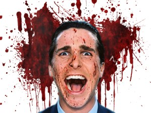 Christian Bale's defining role was as a New York investment banker who hides his psychopathic alter ego from his co workers in the movie American Psycho