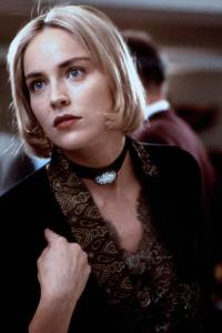 Sharon Stone plays the role of Carly Norris in the 1993 movie, Sliver.