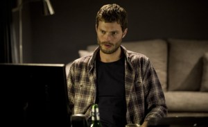 Jamie Dornan in the BBC's The Fall