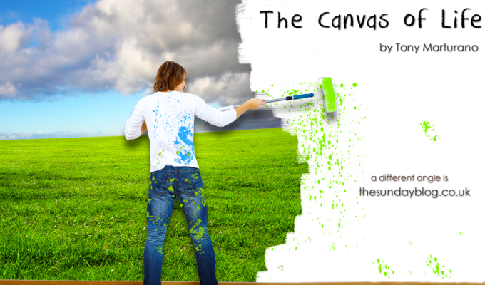 THE CANVAS OF LIFE