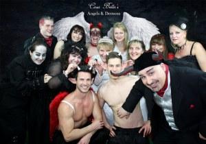 Casa Bella's Angeld & Demons
