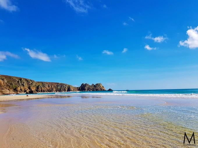 Porthcurno_Beach, Tony Martrurano