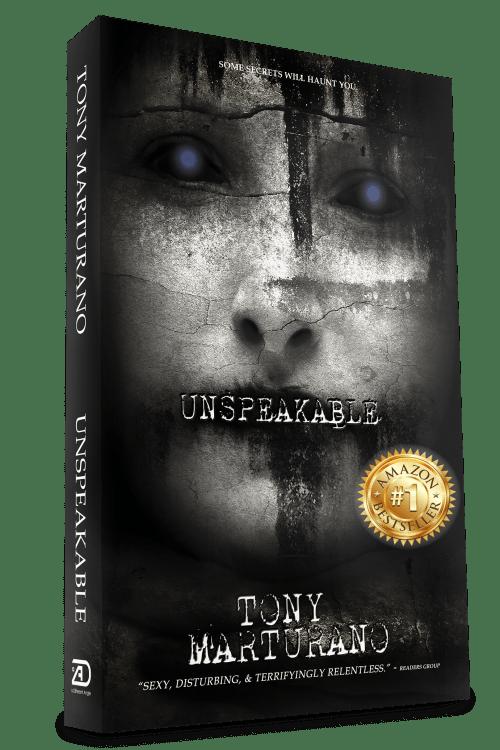 Unspeakable bestseller