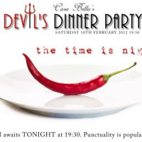 Casa Bella's Devil's Dinner party's naked truth