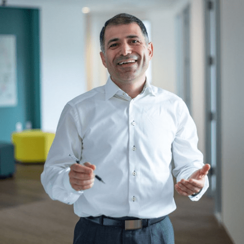 Esmael Dinan, Founder and CEO