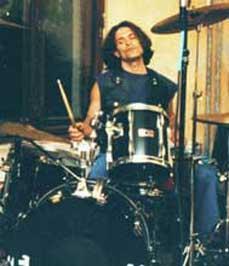 Tony Natale, performing in Berlin Germany