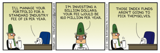 value of investment advice