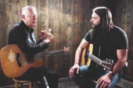 Acoustic Letter interviews with Tommy Emmanuel and Tony Polecastro