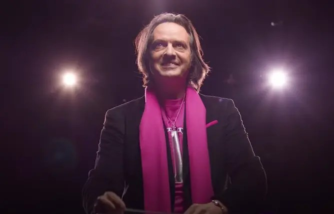 Is T-Mobile's Legere 'uberizing' communications?